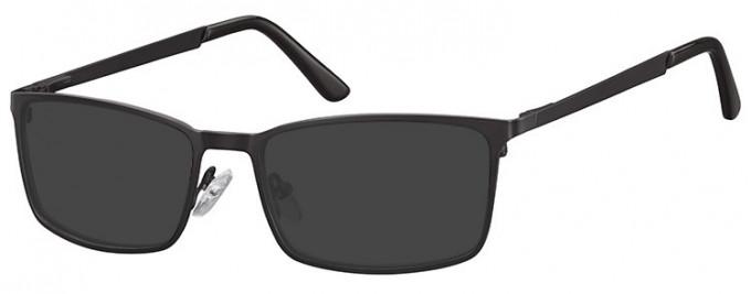 SFE-9354 Sunglasses in Black