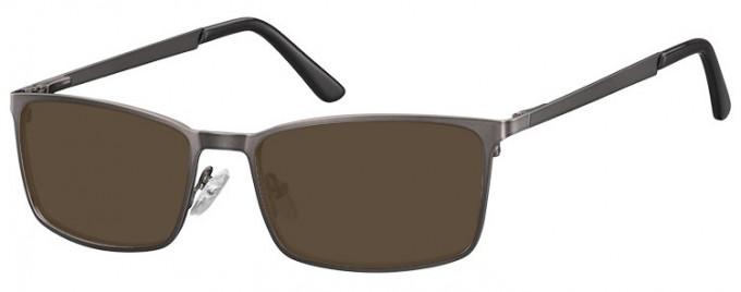 SFE-9354 Sunglasses in Gunmetal