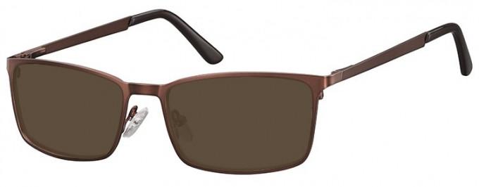 SFE-9354 Sunglasses in Brown