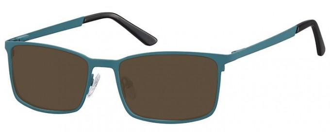 SFE-9354 Sunglasses in Petrol
