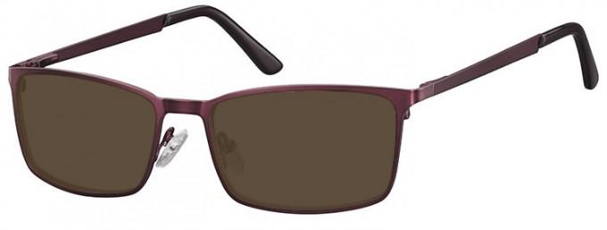 SFE-9354 Sunglasses in Purple