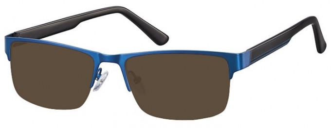 SFE-9355 Sunglasses in Blue