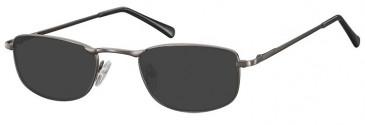 SFE-9360 Sunglasses in Gunmetal