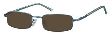 SFE-9361 Sunglasses in Blue