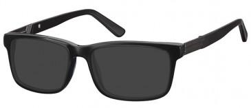SFE-9367 Sunglasses in Black
