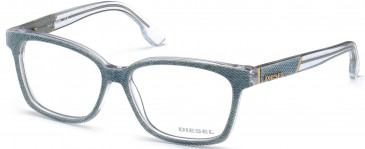 Diesel DL5137 Glasses in Black/Other
