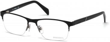 Diesel DL5174 Glasses in Black/Other