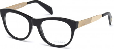 Diesel Plastic Ready-Made Reading Glasses