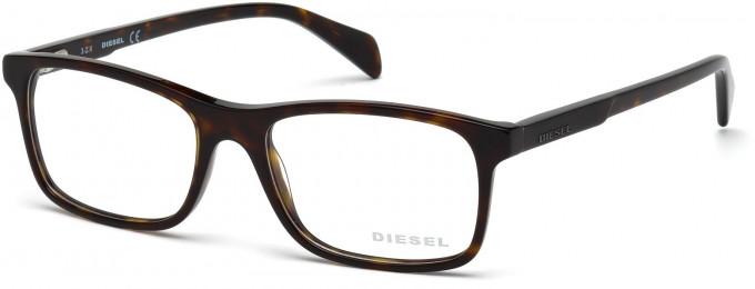 Diesel DL5170 Glasses in Dark Havana