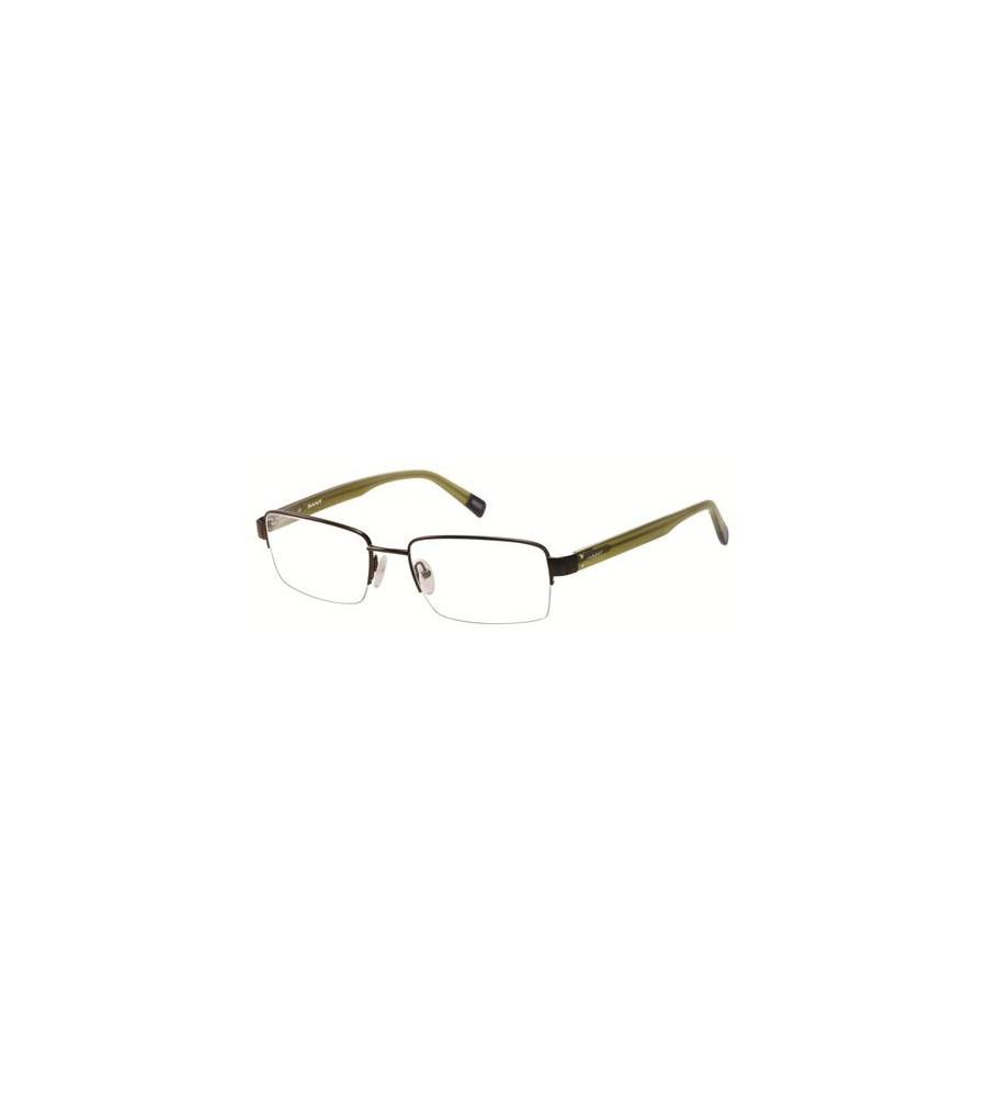 c17fc76616 Gant GA3040 Glasses in Satin Brown