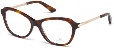 Swarovski SK5161 Glasses in Shiny Black