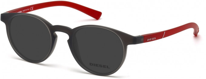 Diesel DL5177 Sunglasses in Grey/Other