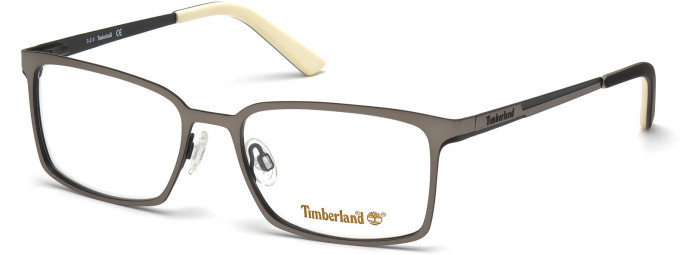 Timberland TB1317 Glasses in Matt Light Ruthenium