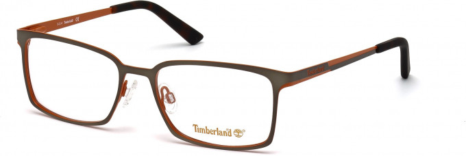 Timberland TB1317 Glasses in Matt Dark Green