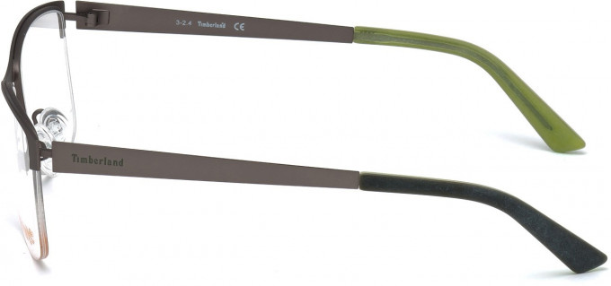 Timberland TB1331 Glasses in Matt Dark Brown
