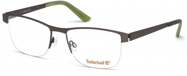 Timberland TB1331 Glasses in Matt Dark Brown