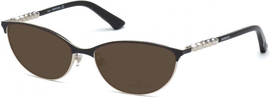 0ee858d0aec Swarovski SK5139 Prescription Sunglasses at SpeckyFourEyes.com