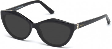 Swarovski Plastic Prescription Sunglasses