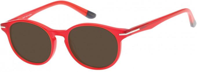 Gant GA3060 Sunglasses in Matt Red