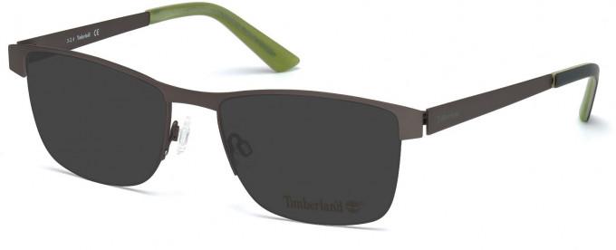 Timberland TB1331 Sunglasses in Matt Dark Brown