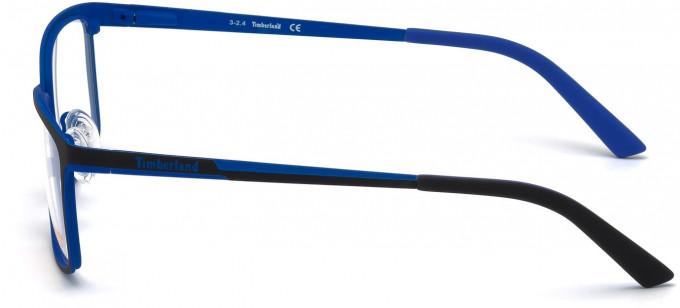 Timberland TB1317 Sunglasses in Matt Black