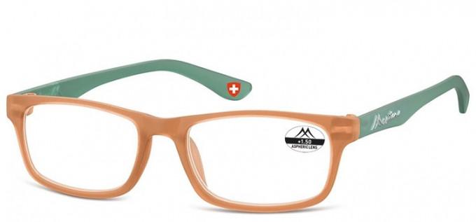 SFE-9377 Glasses in Orange/Green