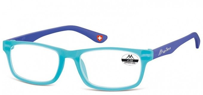 SFE-9377 Glasses in Turquoise