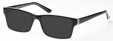 SFE-9373 Sunglasses in Black