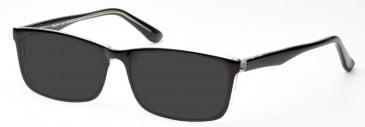 SFE-9374 Sunglasses in Black