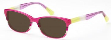 DiMarco DM130 Sunglasses in Pink