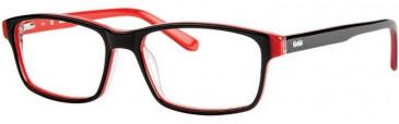 Gola Classics GOLA 15 Glasses in Black/Red
