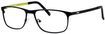 Gola Classics GOLA 9 Glasses in Black/Lime