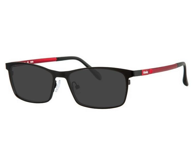 Gola Classics GOLA 25 Sunglasses in Black/Red