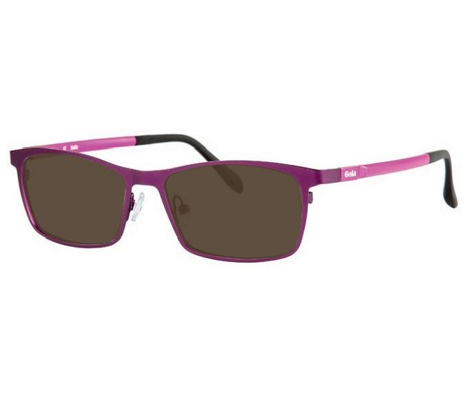 Gola Classics GOLA 25 Sunglasses in Purple/Pink