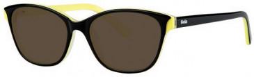 Gola Classics GOLA 19 Sunglasses in Black/Yellow