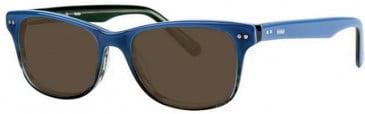 Gola Classics GOLA 16 Sunglasses in Blue Fade