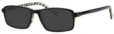 Gola Classics GOLA 18 Sunglasses in Black/Abstract Check