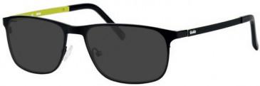 Gola Classics GOLA 9 Sunglasses in Black/Lime