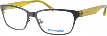 Converse Metal Prescription Glasses in Slate