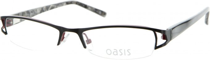 Oasis TARRAGON Glasses in Black