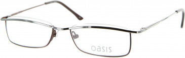 Oasis THYME Glasses in Blue