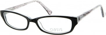 Oasis TIGERLILLY Glasses in Black