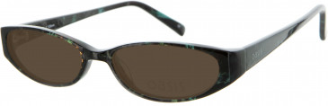 Oasis CROCUS Small Prescription Sunglasses