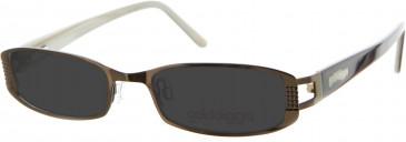Golddigga Small Metal Prescription Sunglasses