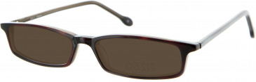 Oasis Plastic Prescription Sunglasses