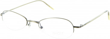 GHOST Metal Prescription Glasses in Antique gold