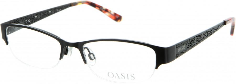 7b47de59ae6 ... Oasis Metal Prescription Glasses. Oasis Privet glasses in Black
