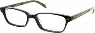 Julien MacDonald JMD0038 glasses in Black