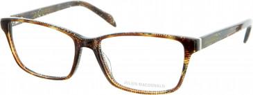Julien MacDonald JMD0039 glasses in Brown