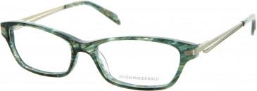 Julien MacDonald JMD0029 glasses in Green